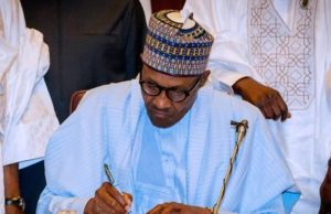Why we can't blindly sign treaties anymore –Buhari