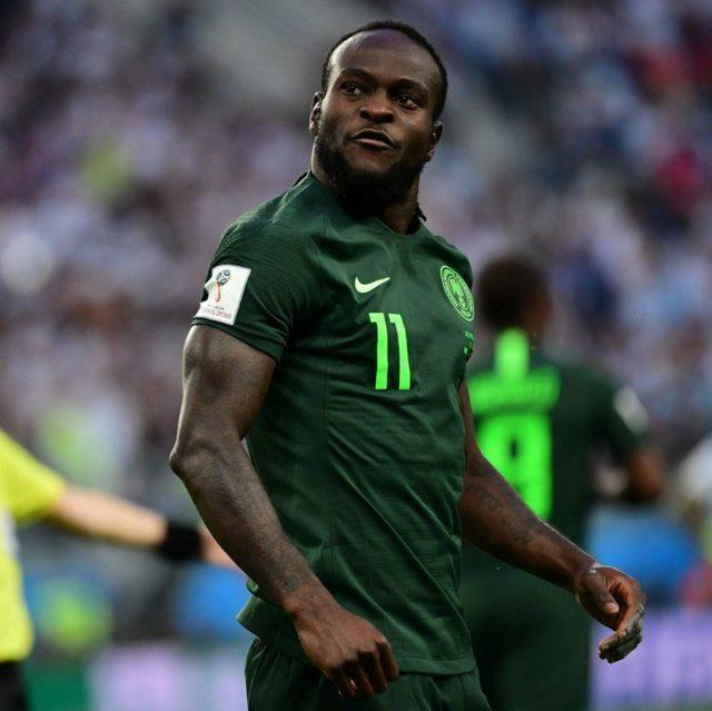 Why I quit international football – Victor Moses