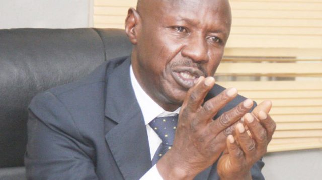 EFCC saves FG N54bn from ghost workers –Magu