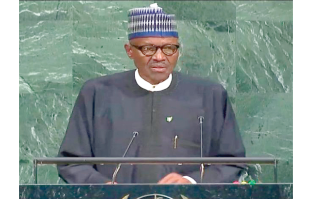 JUST IN: Kaduna violence: Nigeria being pushed into irrelevance in the world –Buhari