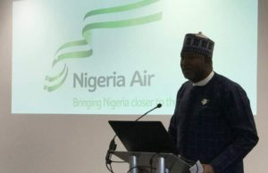 FG aborts Nigeria Air take-off