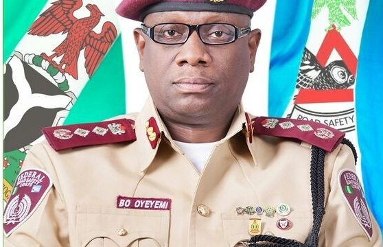 FRSC promotes two officers to Deputy Corps Marshal