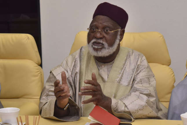 2019: Academic, traditional, religious institutions should promote peace -Abdulsalami