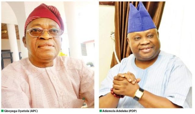 Secondus to INEC: Declare Adeleke Osun governor or cause national crisis