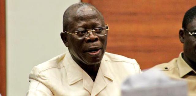 APC celebrates victory at Kwara bye-election as Oshiomhole mocks Saraki