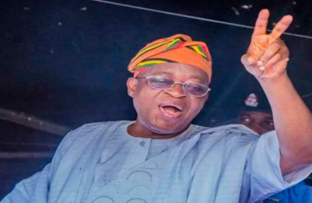 Osun: Oyetola, not Adeleke is the true governor -Supreme Court