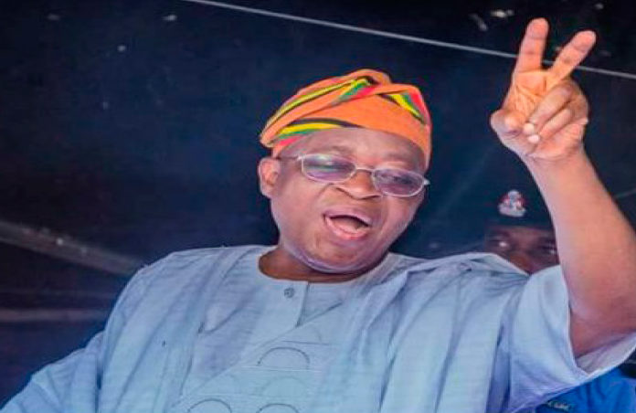 Osun: Oyetola, not Adeleke is the true governor -Supreme Court