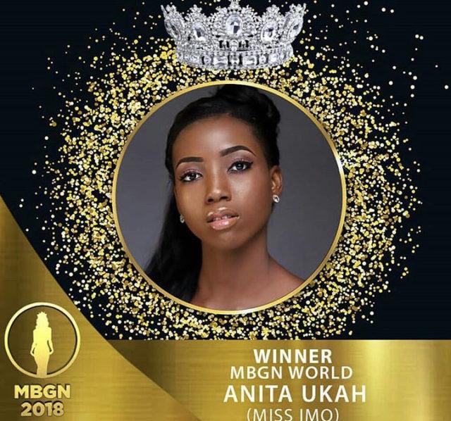 MBGN: All hail the queen, Anita Ukah