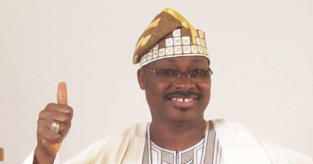How Ajimobi reinvented Oyo State -Akinfenwa