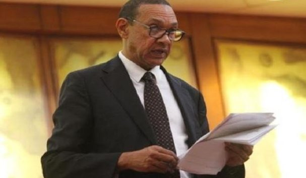 Why I withdrew from senatorial race –Ben Bruce