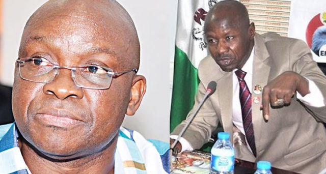 Watch list: Fayose demands N20bn damages from EFCC, threatens to go to court