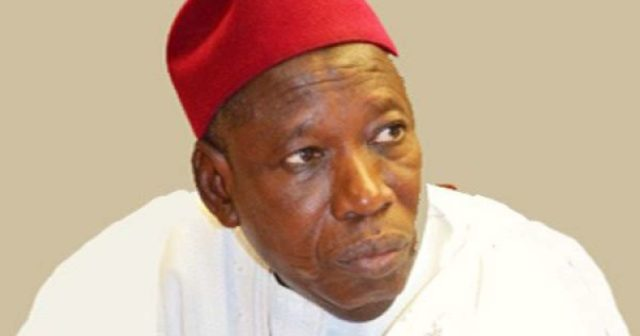 Alleged bribery: Ganduje sues Daily Nigerian, demands N3 billion as damages