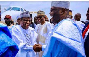 Atiku is PDP presidential candidate