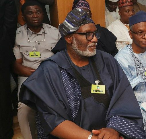 Oshiomhole's incompetence exposed by shoddy primaries –Akeredolu