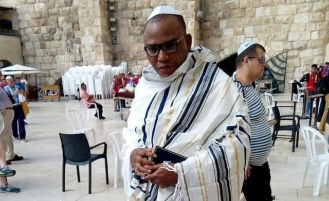 IPOB: My family smuggled me out before military could get me –Kanu