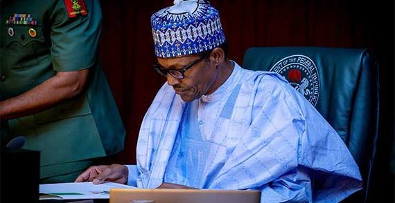 Again, Buhari refuses to give assent to Electoral Bill 2018