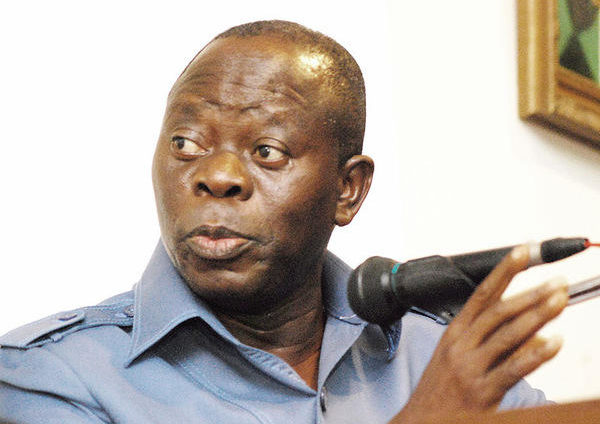 Oshiomhole at 68: His is a life of struggle for improving society –Lawan