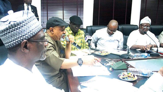 Strike: ASUU, FG meeting adjourned