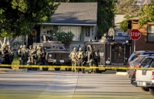 12 killed, suspect identified in California bar shooting