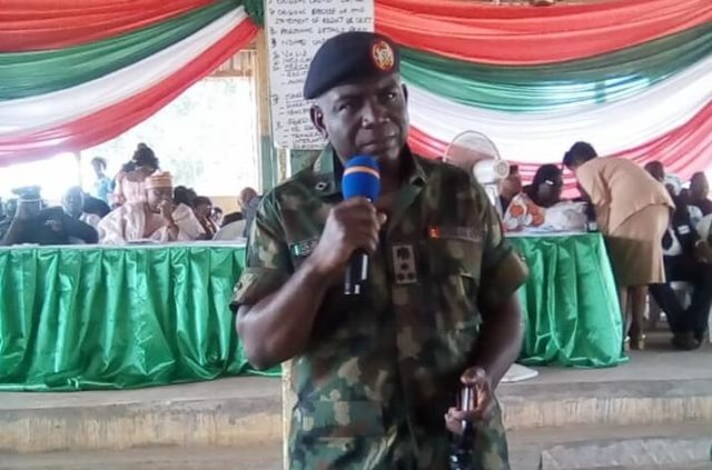 NYSC DG to corps members: Exploit scheme to create good future for yourselves