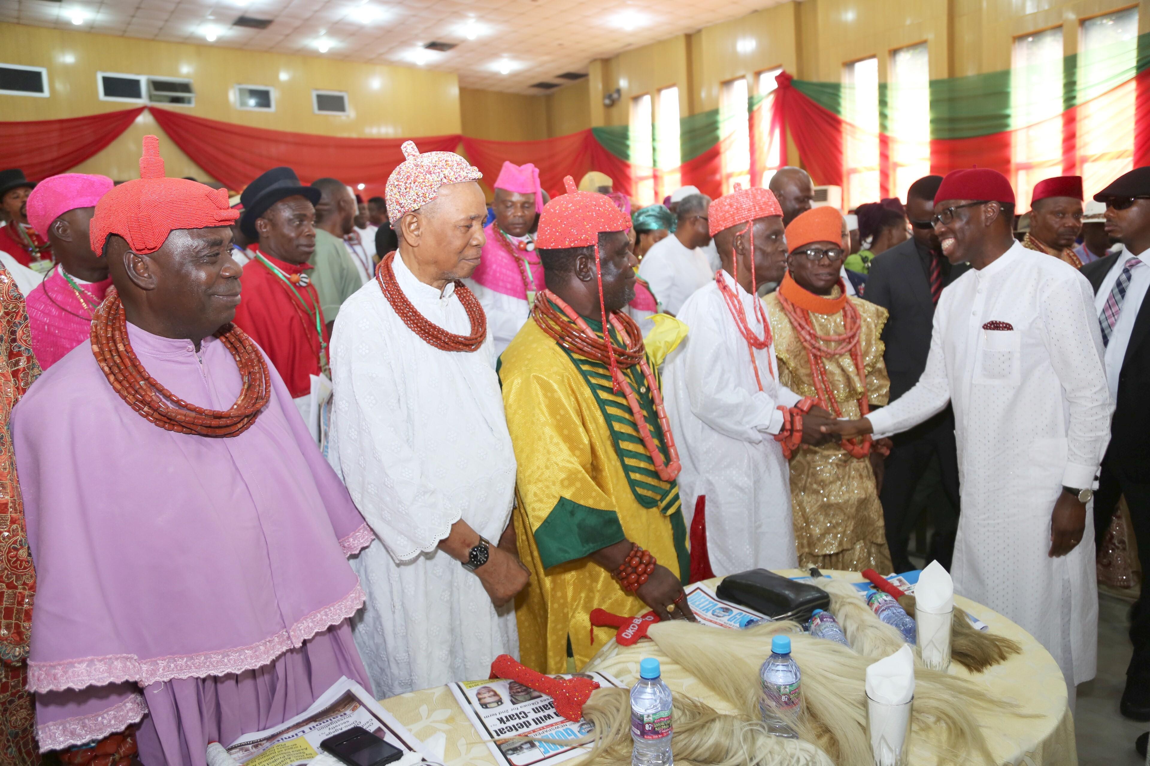 Secret of success of my administration –Okowa