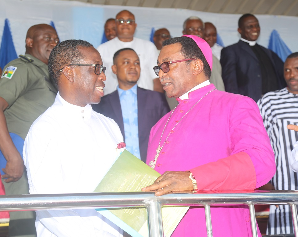 Okowa to Nigerians: God is able to stop menace of herdsmen, so pray