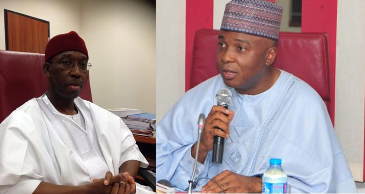 I'm not safe, police hostile to my supporters and I -Saraki