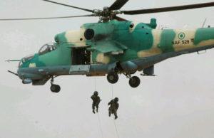 Airstrike hits field hospital, 4 injured