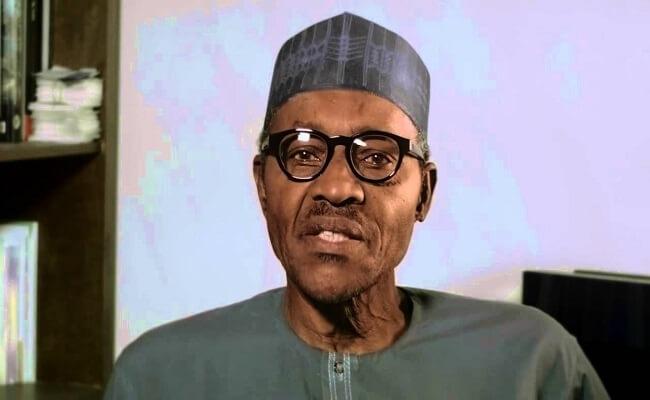 Katsina: Buhari visits IDPs camp, promises govt will counter banditry