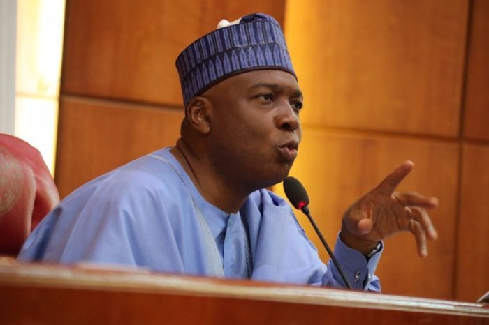 Cyber crime: Linking me with Hushpuppi irresponsible, Saraki blasts APC