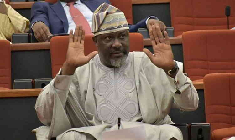 Senatorial seat: Dino Melaye loses at Appeal Court