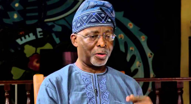 OPC founder, Frederick Fasehun, is dead