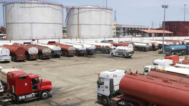 Fuel subsidy: DAPPMAN begins strike, stops loading operations