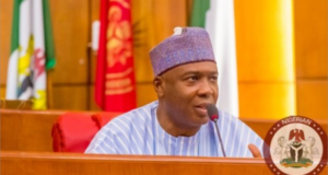 Children, Nigeria's Most Important Treasure, Says Saraki