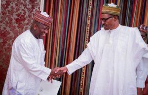 What Buhari told governors at meeting –Yari