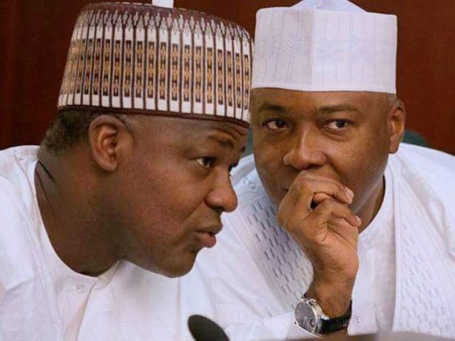 Court strikes out suit seeking Saraki, Dogara, others to vacate seat