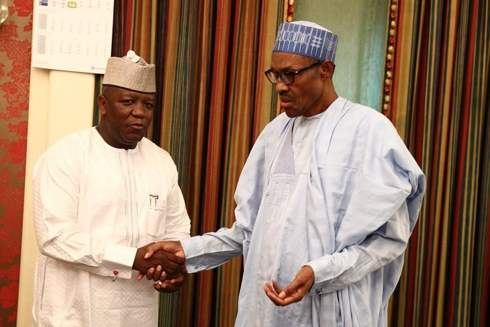 What Buhari told governors at meeting –Yari