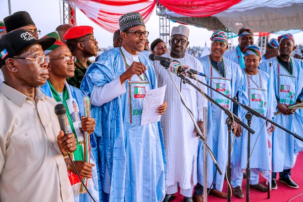 Anti-graft: Why we shall sell properties recovered from looters –Buhari