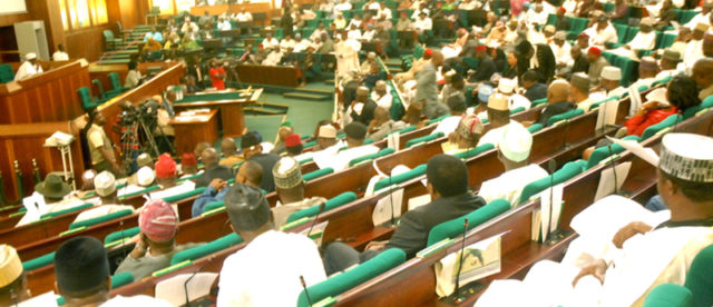 House of Reps holds valedictory session Thursday