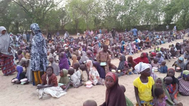 MURIC raises alarm over IDPs' deplorable state in North East