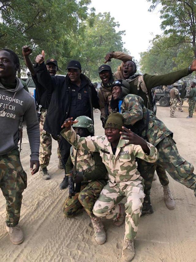 Zamfara: Troops rescue 760 abducted persons, kill 55 bandits