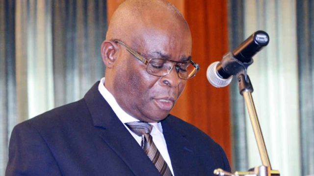 Onnoghen files suit against conviction, wants order forfeiting assets set aside