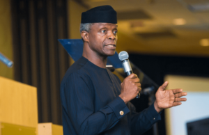 We have invested N900bn in power since we assumed office –Osinbajo