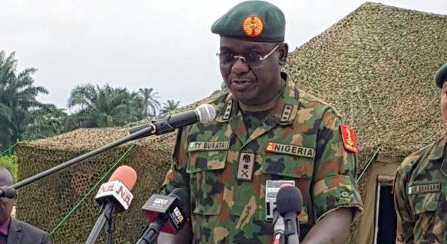 Alleged N400m theft: Army court-martials former GOC