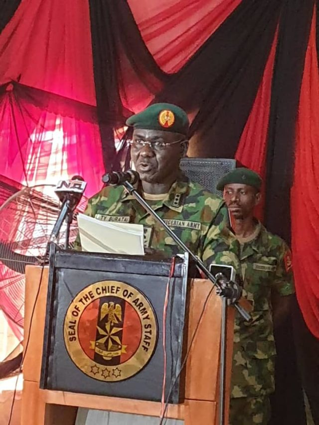Army approves new postings and appointments of officers