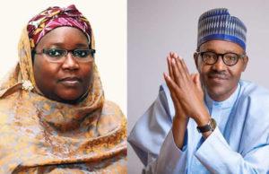 My relationship with Buhari –Amina Zakari