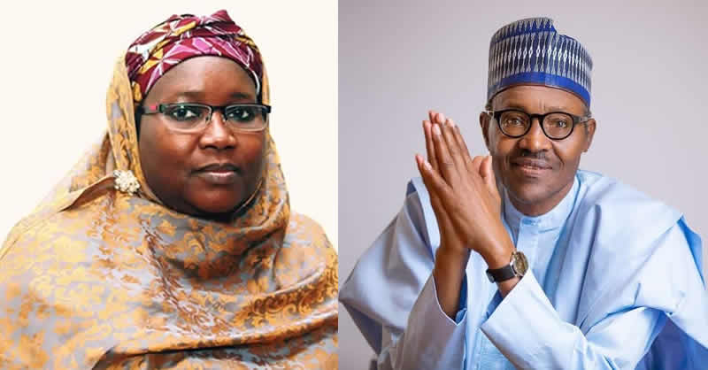 My relationship with Buhari –Amina Zakari