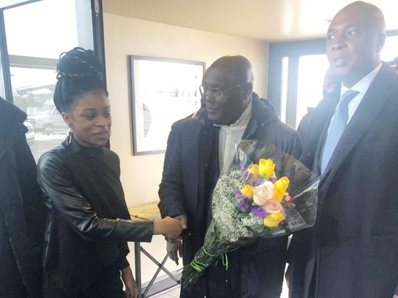 Reuters: How Atiku secured temporary waiver of US visa ban