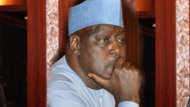 Babachir Lawal pleads not guilty as EFCC arraigns him in court
