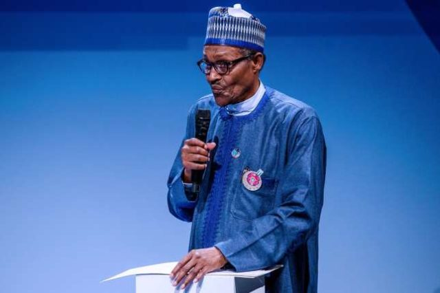 Buhari inaugurates NEC, lists areas of focus for national growth